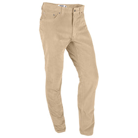 Men's Canyon Cord Pant | Slim Tailored Fit / Retro Khaki
