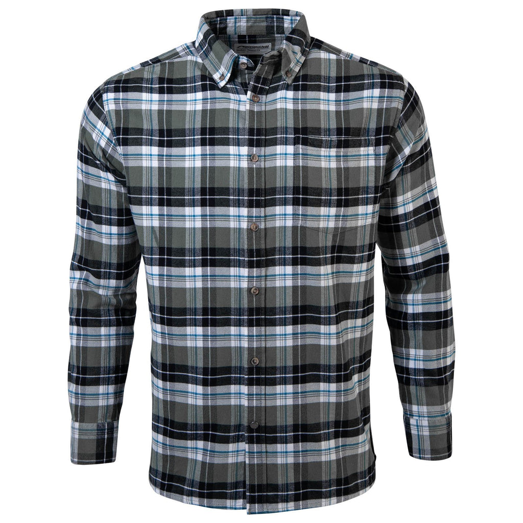 Men's Downtown Flannel Shirt | Mountain Khakis
