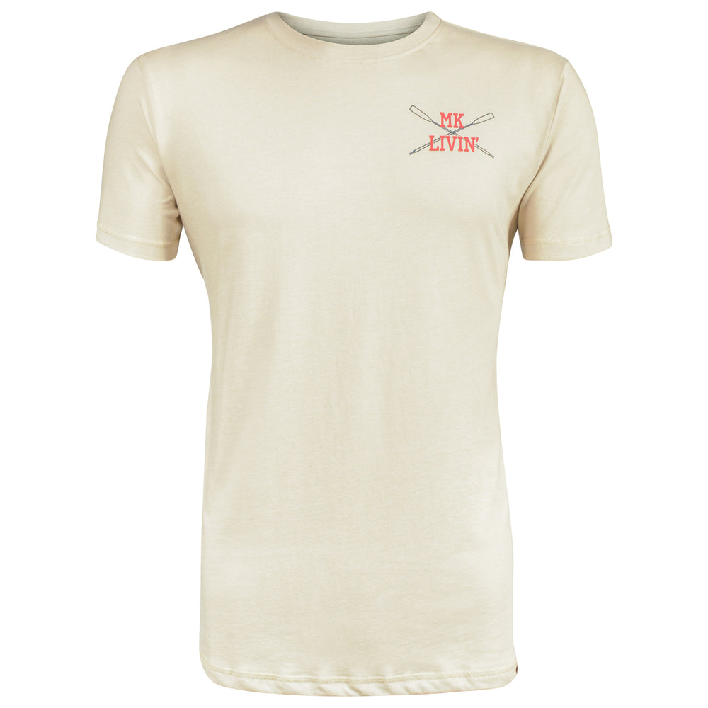 Men's Drift Boat Organic T-Shirt