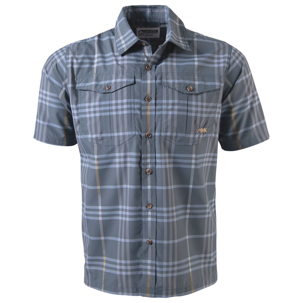 Men's Equatorial Short Sleeve Shirt