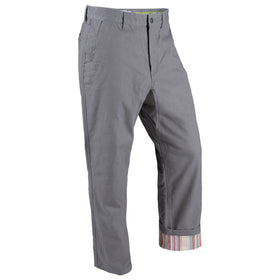 Men's Flannel Original Mountain Pant | Relaxed Fit / Gunmetal