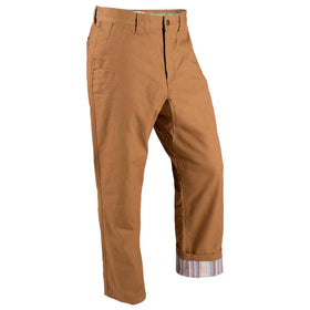 Men's Flannel Original Mountain Pant | Relaxed Fit / Ranch