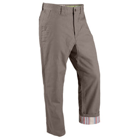 Men's Flannel Original Mountain Pant | Relaxed Fit / Terra