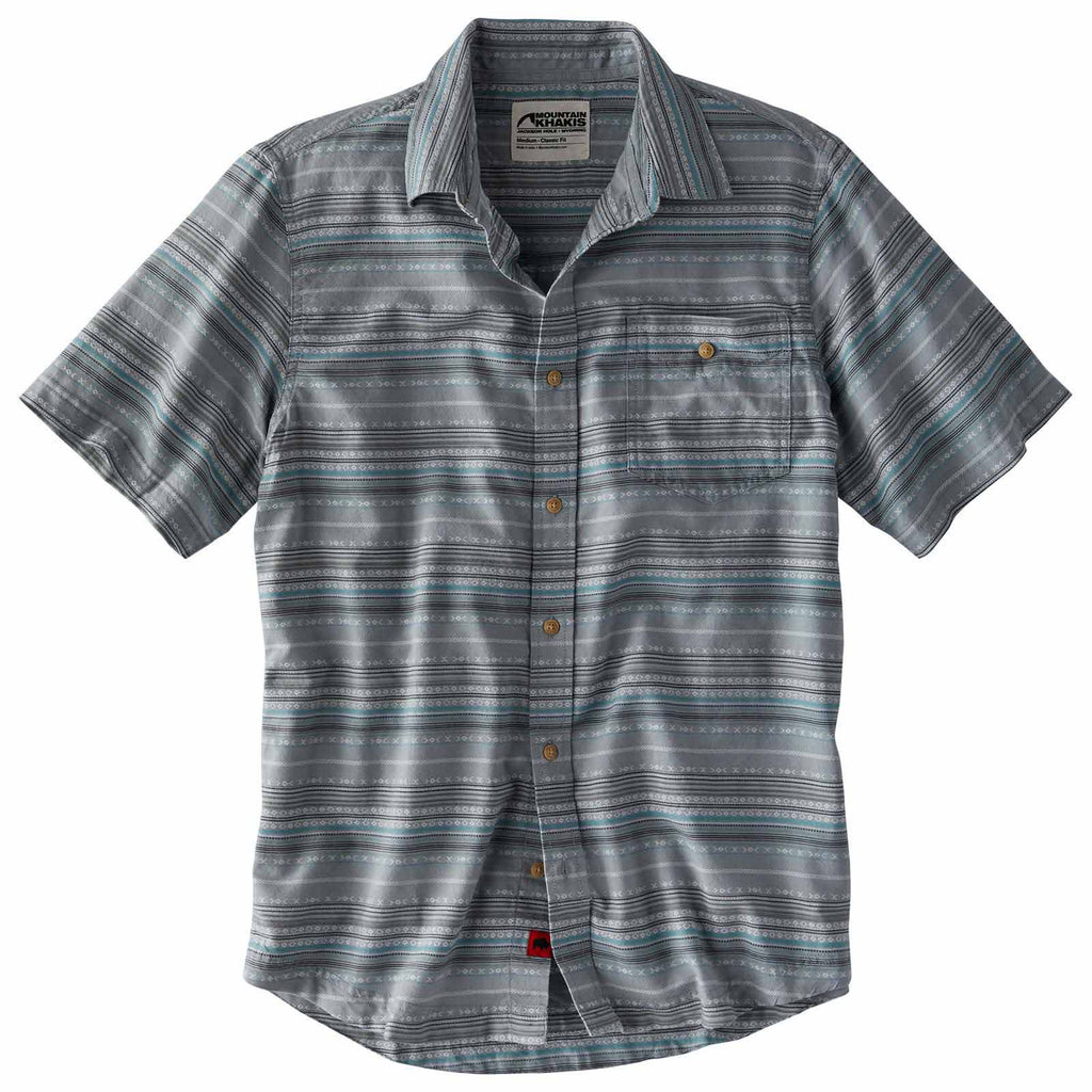 Mountain Khakis Men's Horizon Short Sleeve Shirt