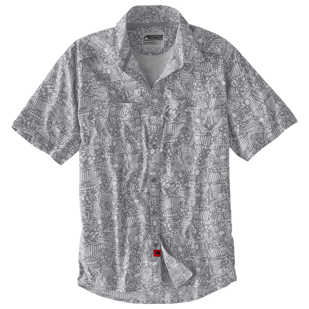 Men's Inlet Short Sleeve Shirt