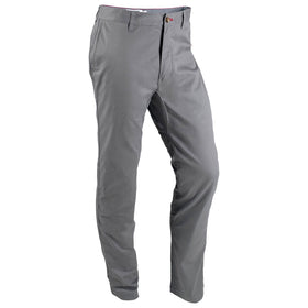 Men's Jackson Chino Pant | Slim Tailored Fit / Gunmetal