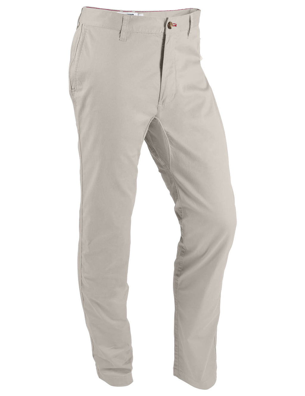 Men's Jackson Chino Pant | Slim Tailored Fit / Stone