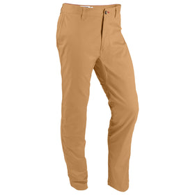 Men's Jackson Chino Pant | Slim Tailored Fit / Tobacco