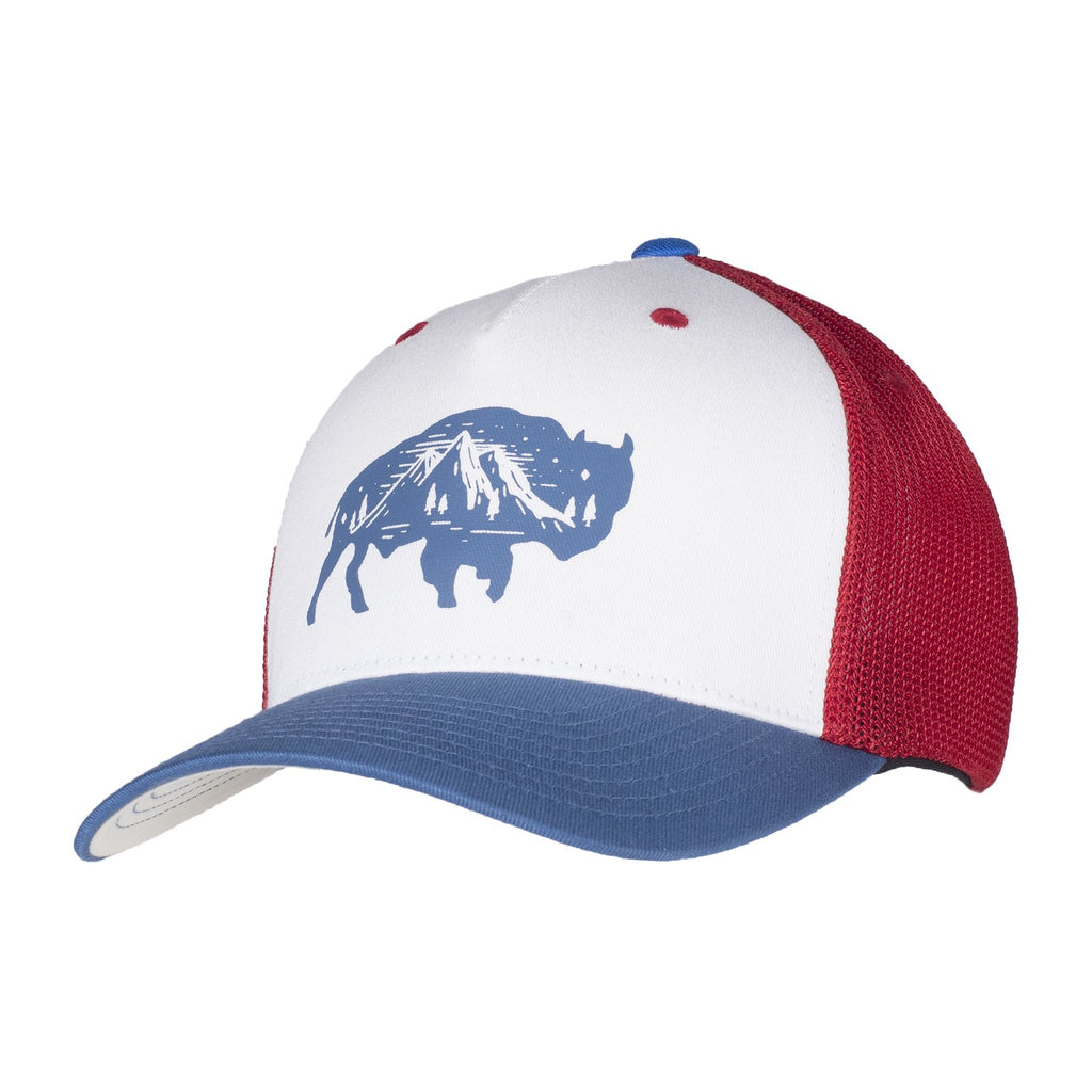 Mt. Bison Trucker Cap