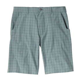 Men's Mulligan Short | Classic Fit / Smoke Plaid