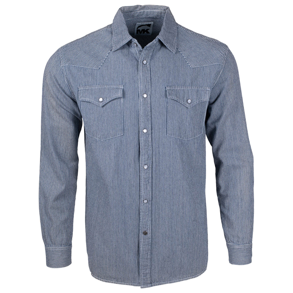 Men's Original Mountain Denim Shirt | Mountain Khakis