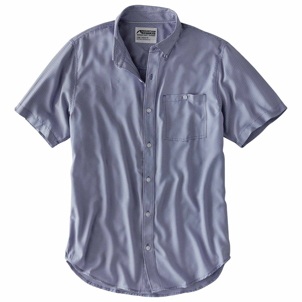 Men's Quick Dry Button Down Shirt | Mountain Khakis
