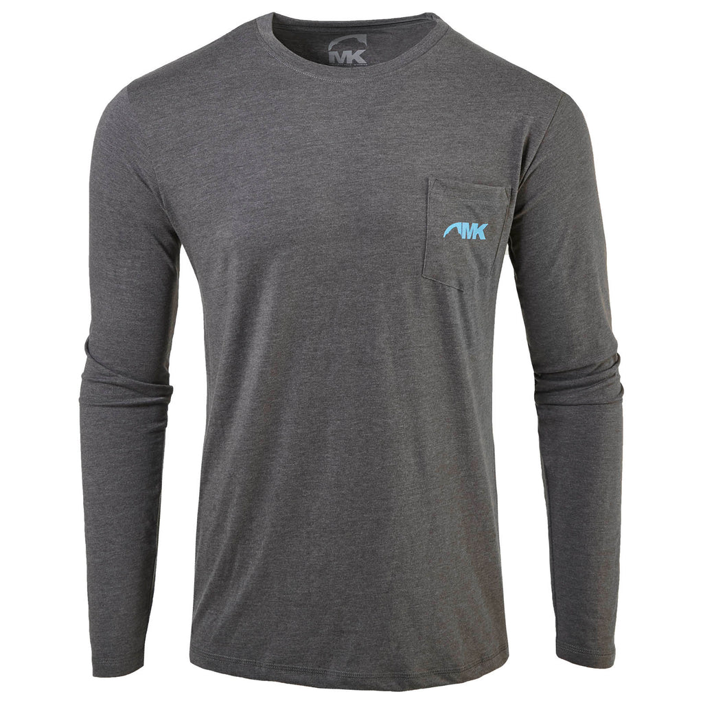 Men's Long Sleeve T-Shirt | Eco Friendly | Mountain Khakis