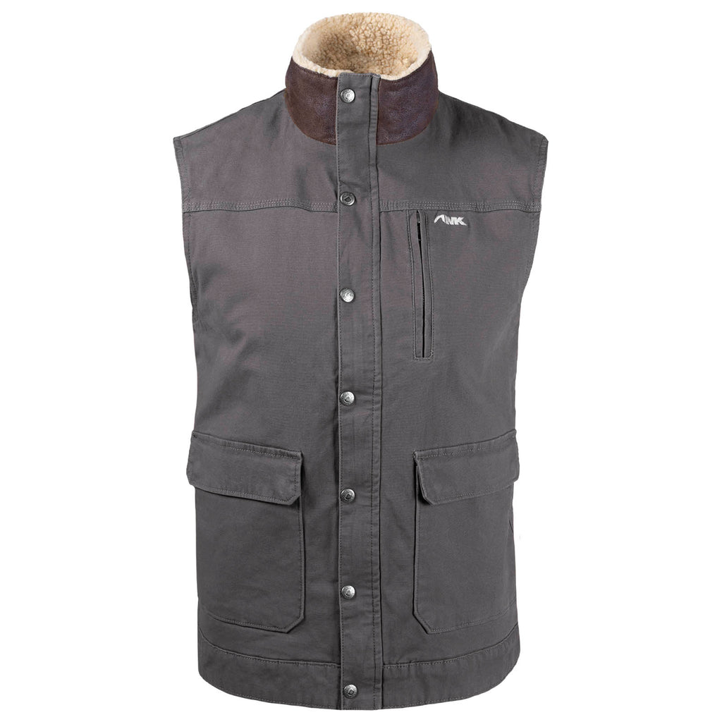 Men's Ranch Shearling Vest | Mountain Khakis