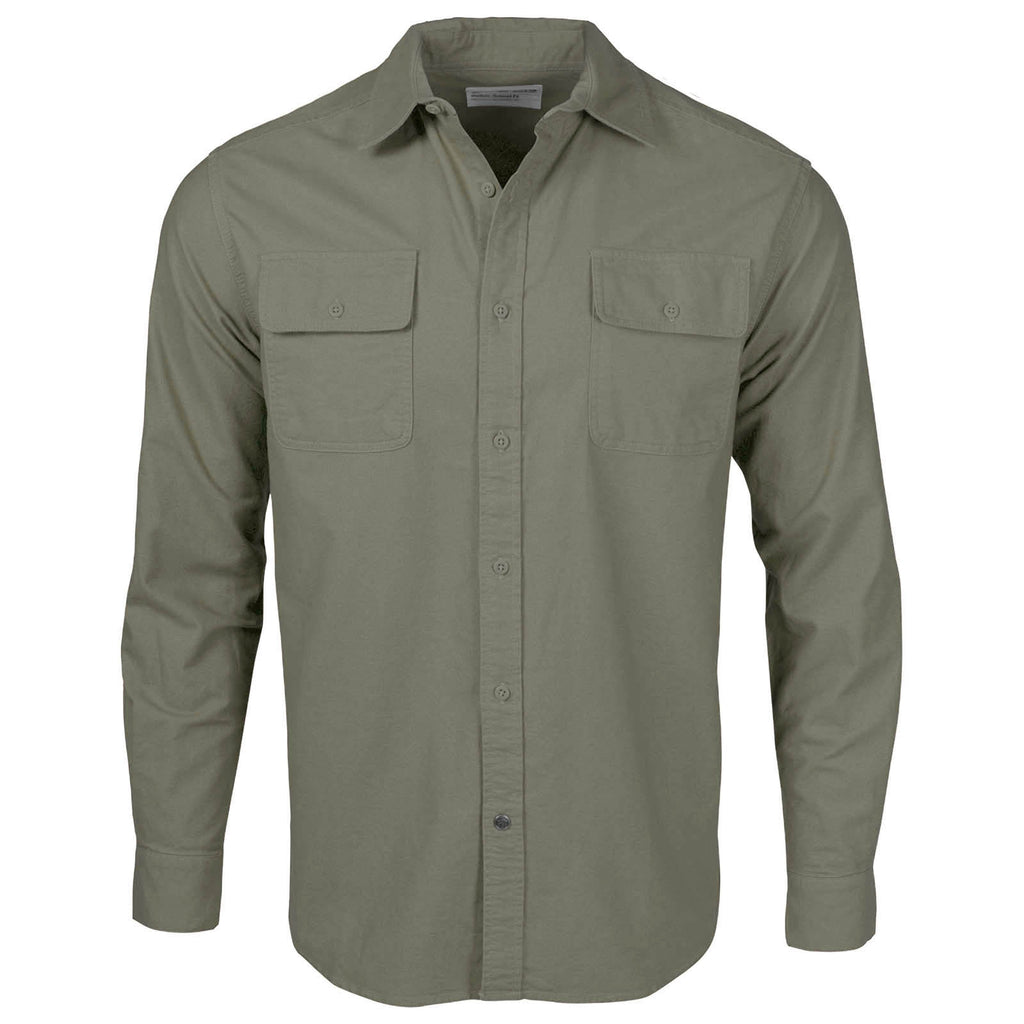 Men's Ranger Chamois Shirt | Mountain Khakis