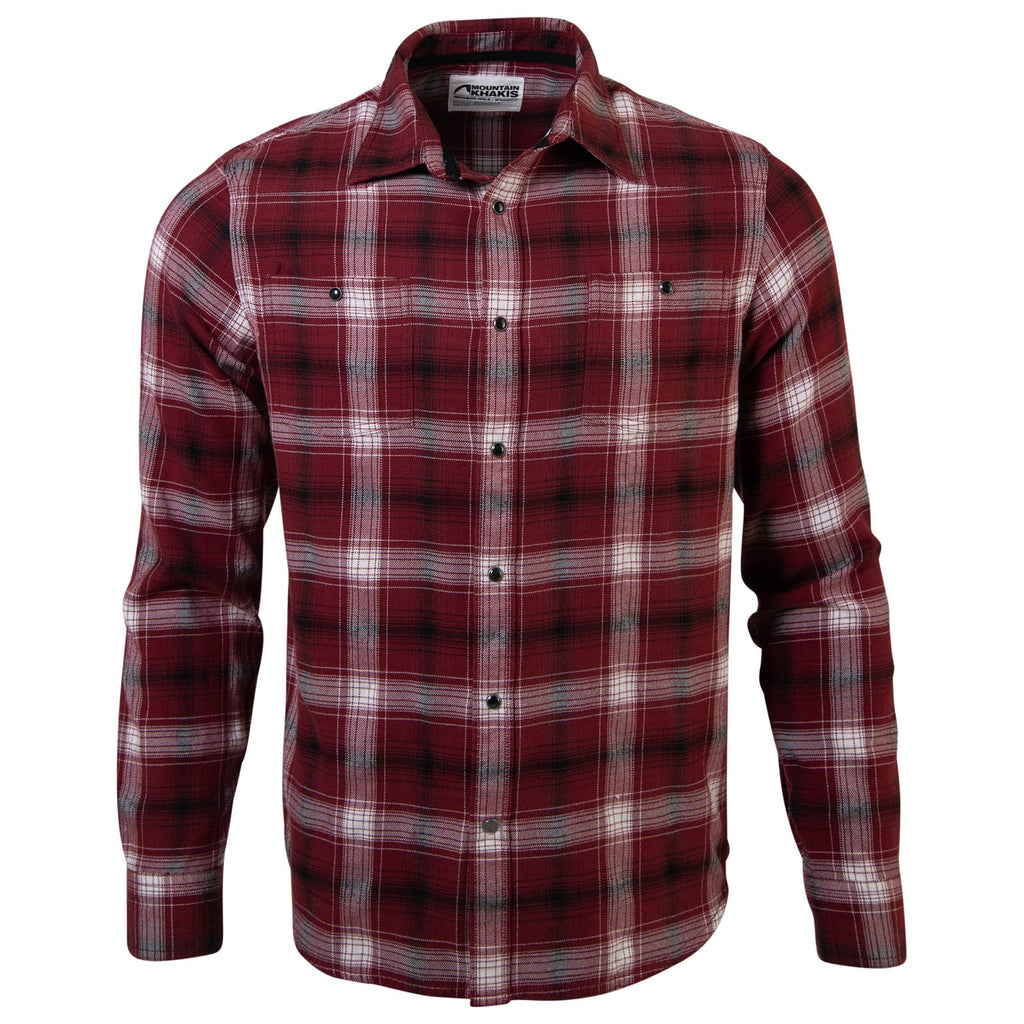 Men's Saloon Flannel Shirt