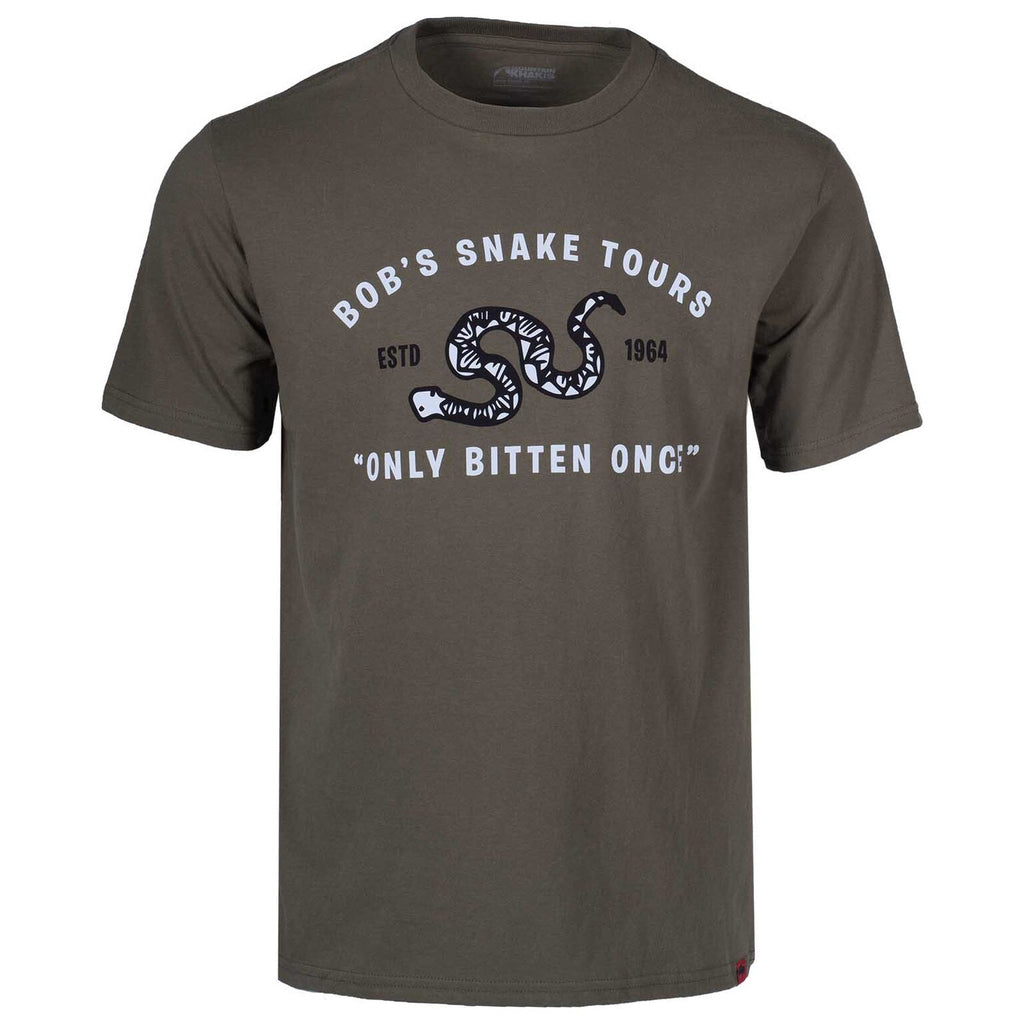 Men's Snake Tour T-Shirt