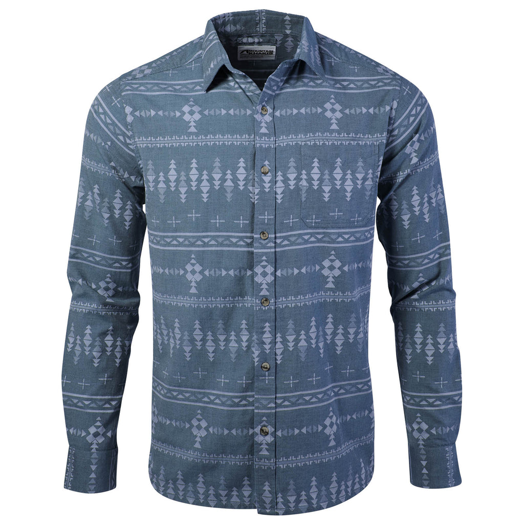 Men's Stash Flannel Shirt | Mountain Khakis