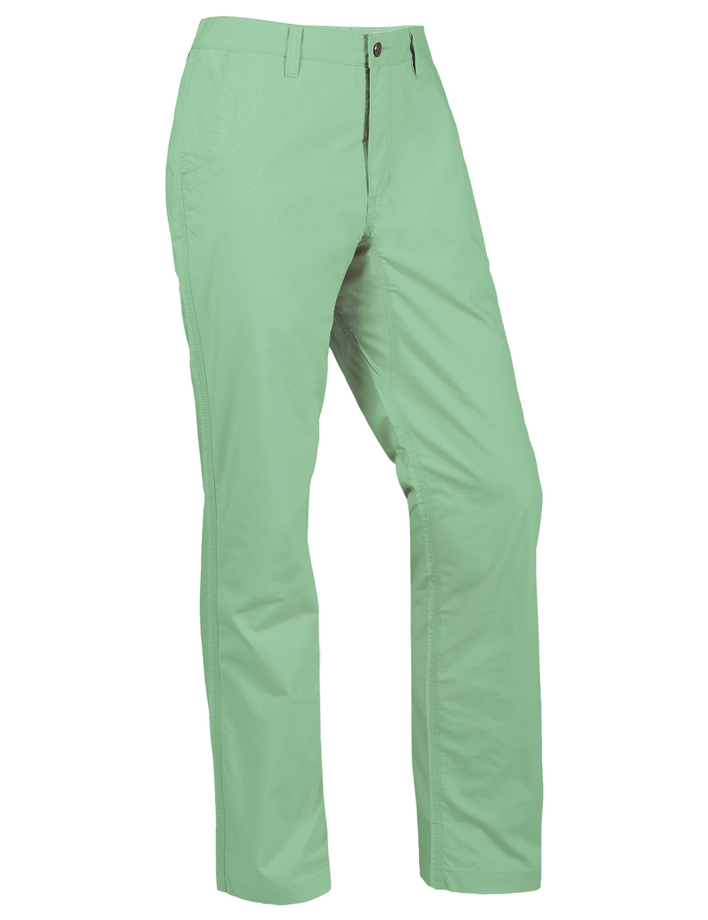Men's Stretch Poplin Pant | Relaxed Fit / Oregano