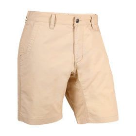 Men's Stretch Poplin Short | Slim Fit / Khaki