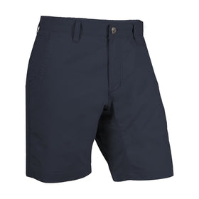 Men's Stretch Poplin Short | Relaxed Fit / Navy
