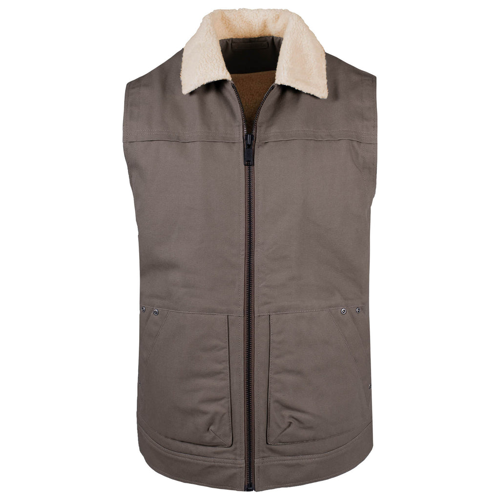 Front view of the Sullivan Vest in firma color.