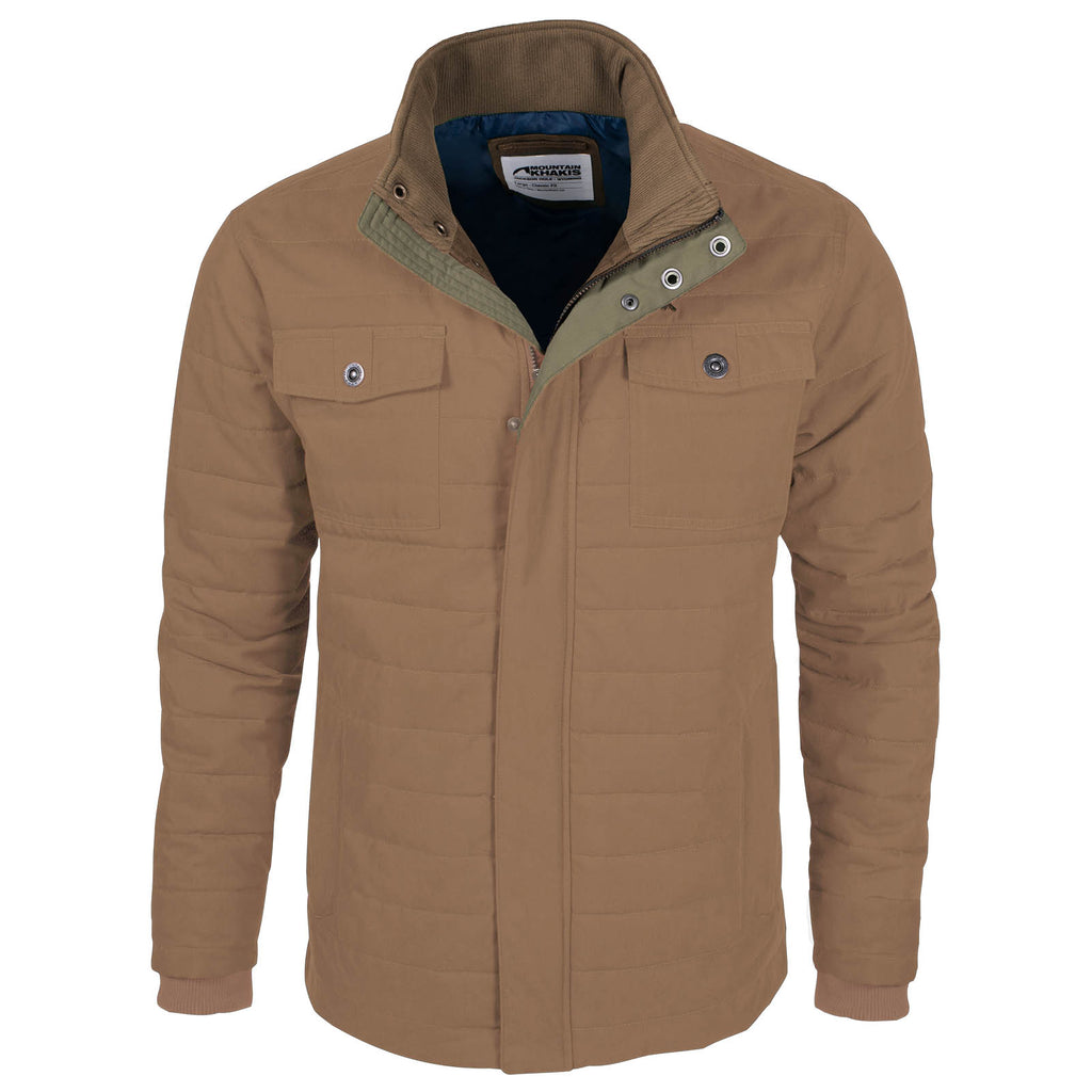 Men's Swagger Jacket | Primaloft Insulated Jacket | Mountain Khakis