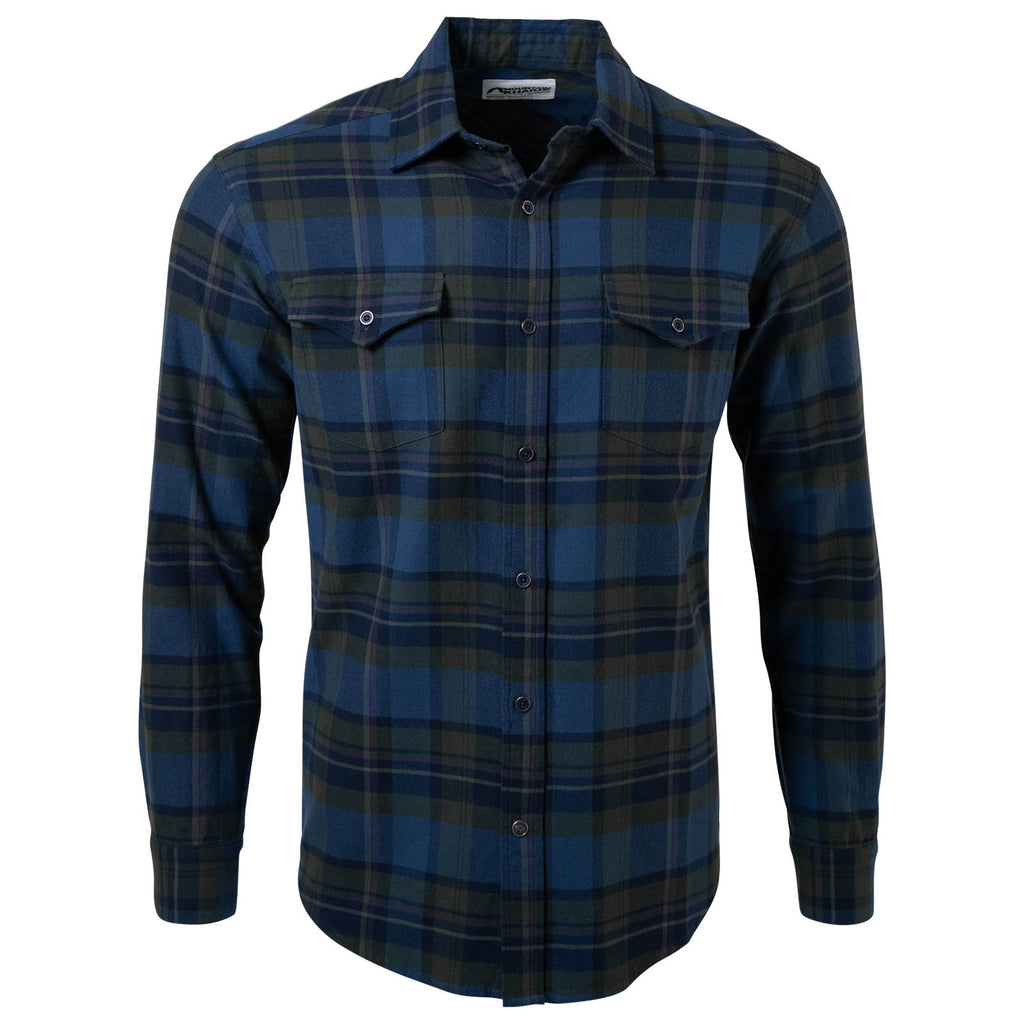 Men's Teton Flannel Shirt | Mountain Khakis