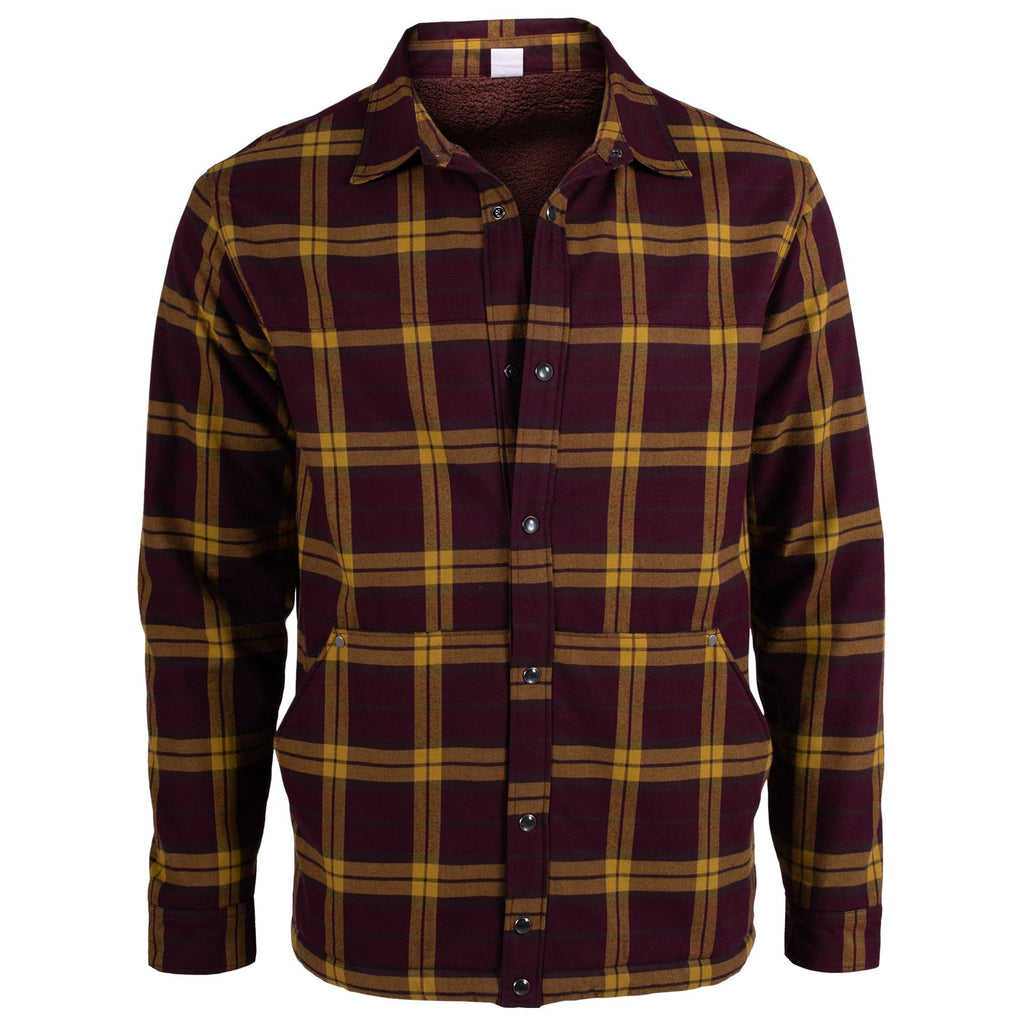 York Fleece Lined Shirt