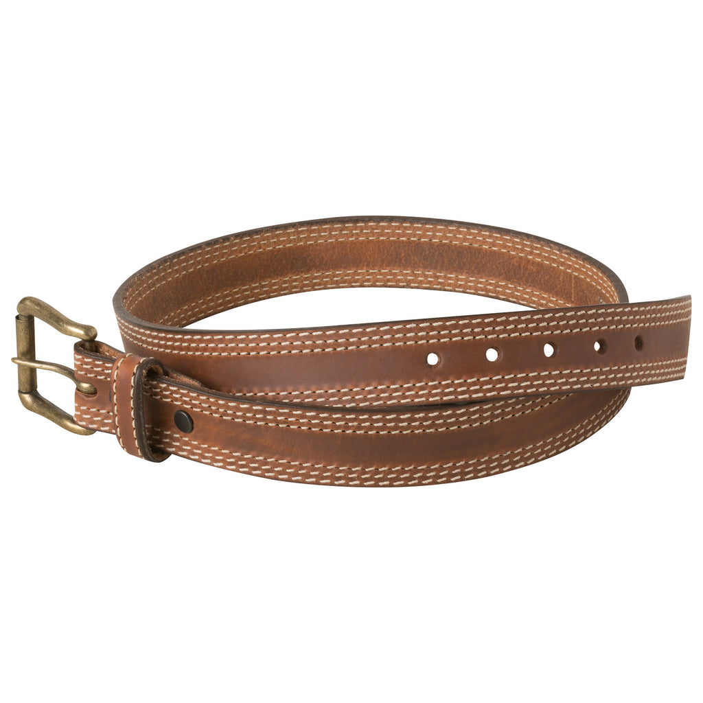 Triple Stitch Belt