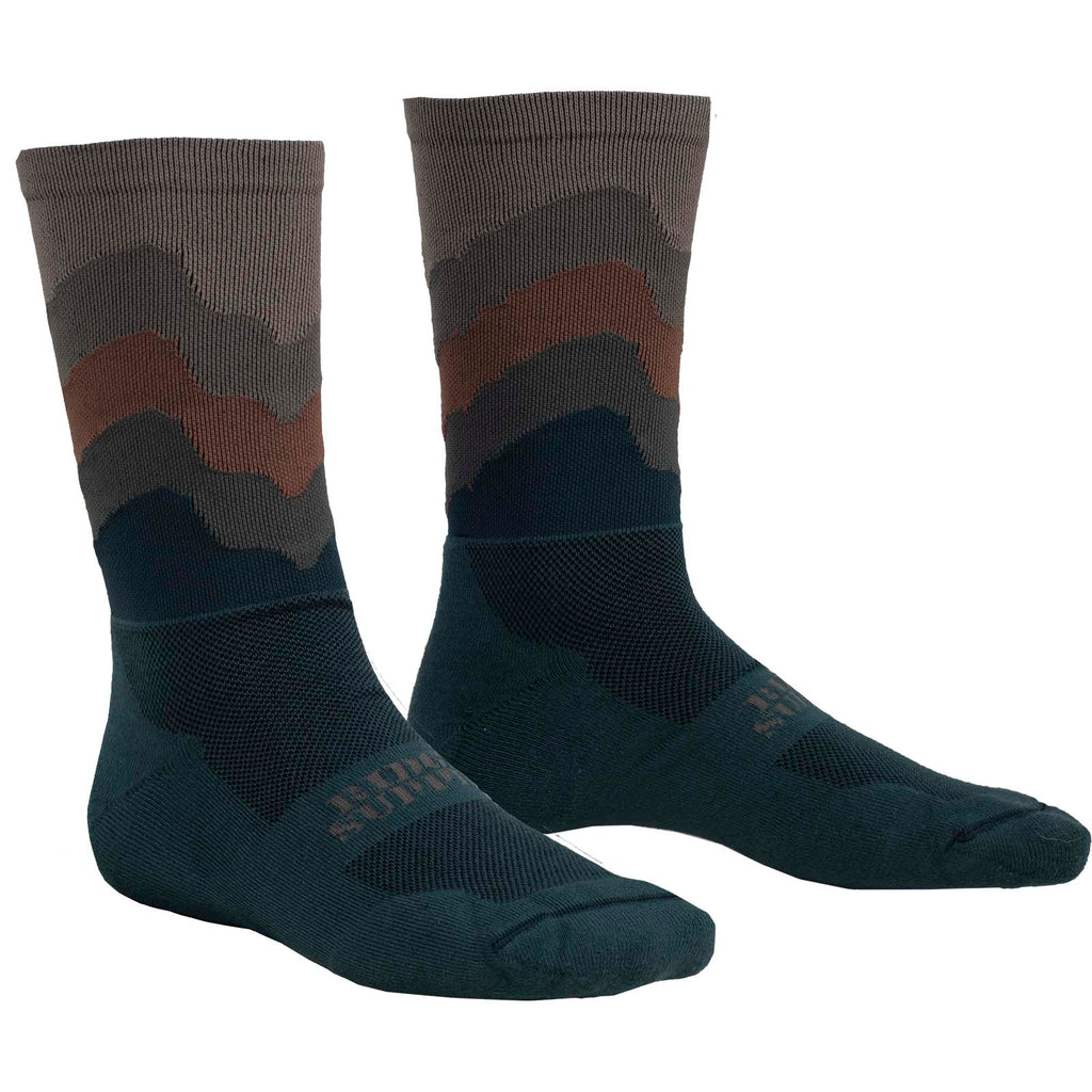 Ridge Supply Camo Grand Teton Sock