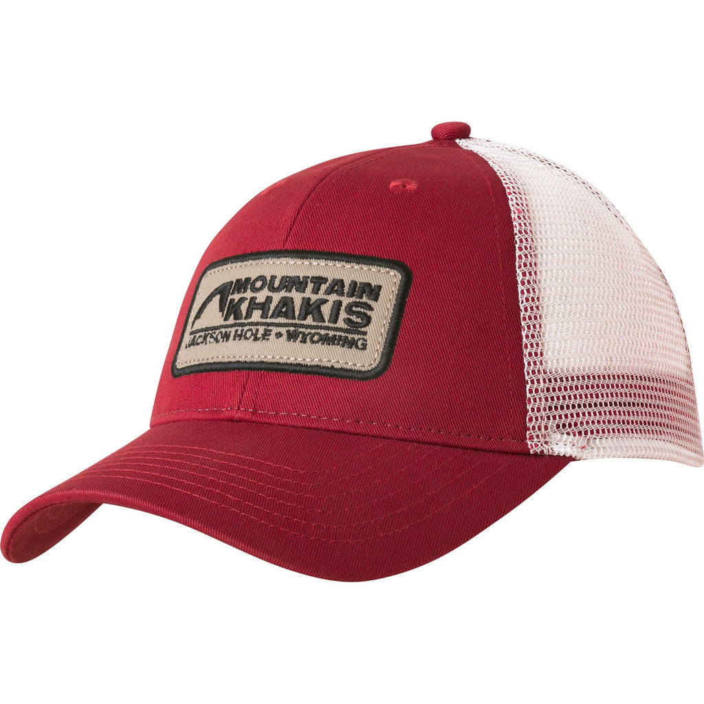 Soul Patch Trucker Cap | Snap Closure One Size Cap | MK