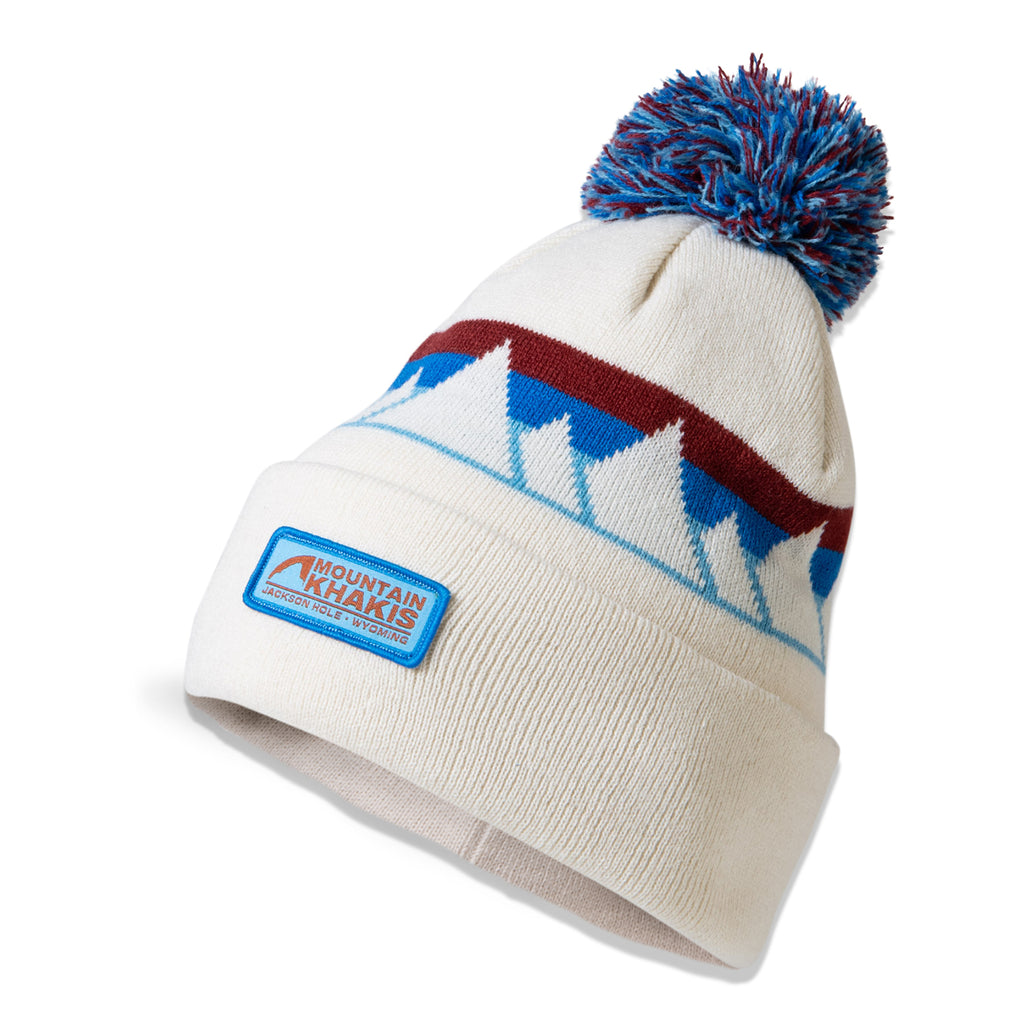 Teton Sunset Pom Beanie | Mountain Khakis