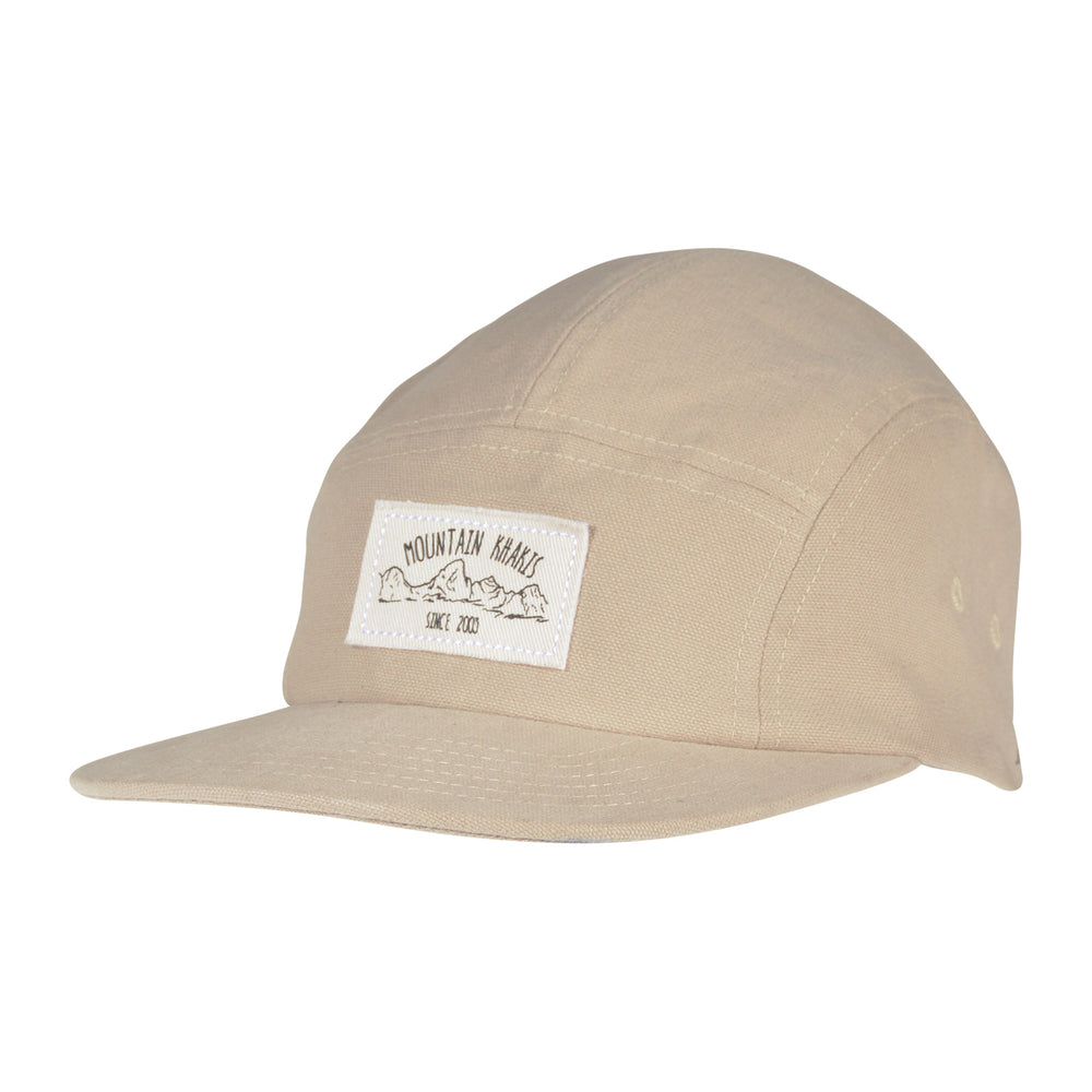 West Street 5 Panel Canvas Cap