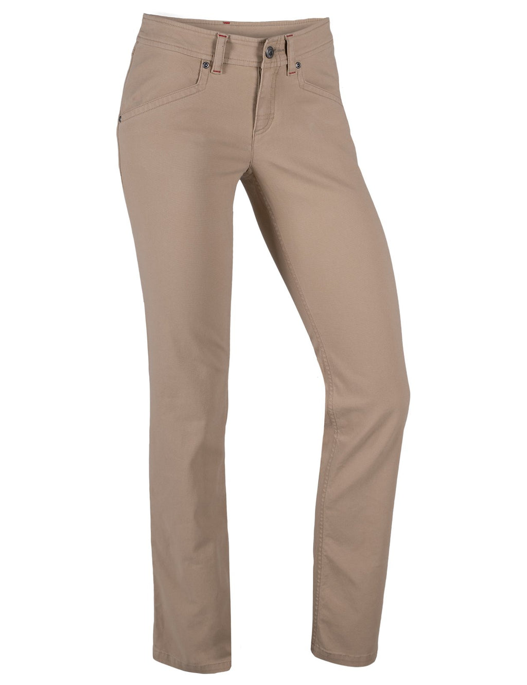 Front view of the women's Camber Rove hiking pant