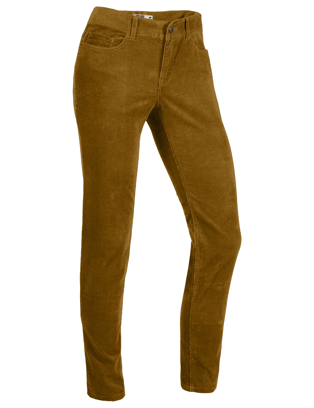 Women's Crest Cord Pant | Slim Fit / Blithe Bamboo