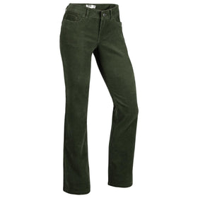 Women's Canyon Cord Pant | Classic Fit / Kelp