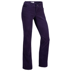 Women's Canyon Cord Pant | Classic Fit / Prune