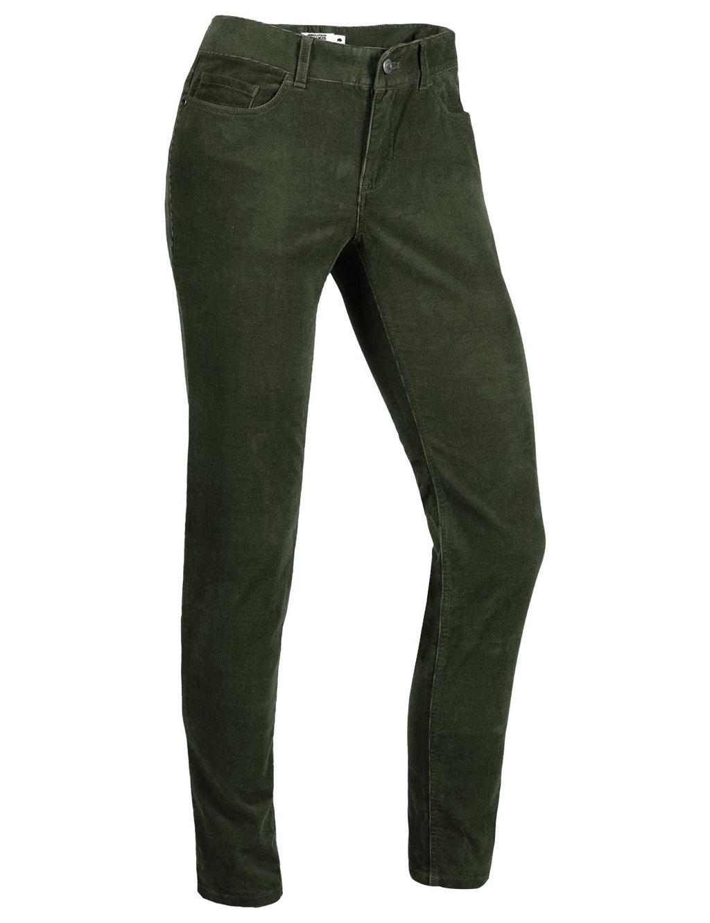 Women's Canyon Cord Skinny Pant | Classic Fit / Kelp