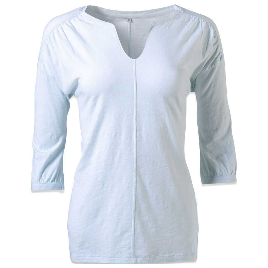 Women's Essential Crop Sleeve Knit Top | Mountain Khakis