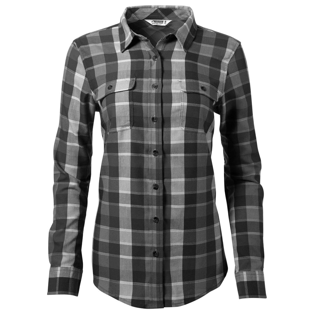 Women's Pearl Street Flannel Shirt | Mountain Khakis