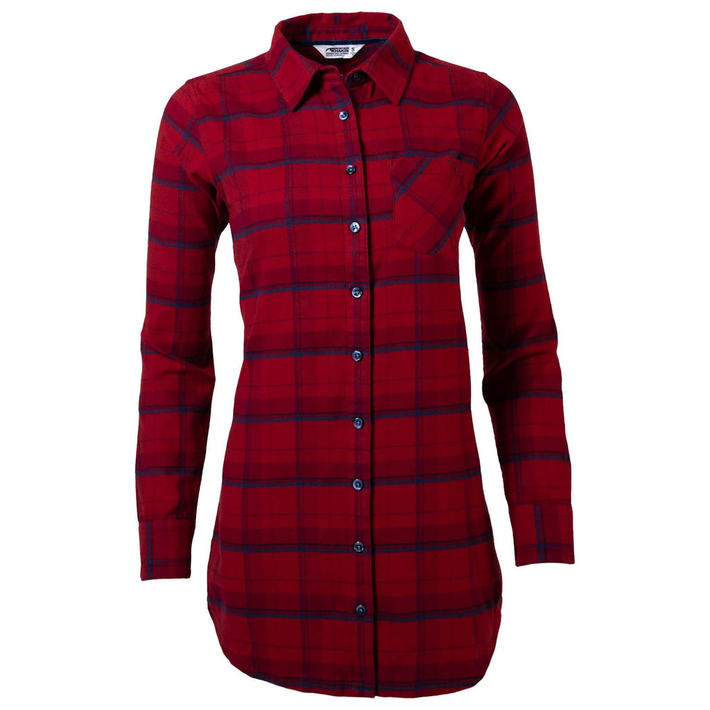 Women's Penny Flannel Tunic | Mountain Khakis