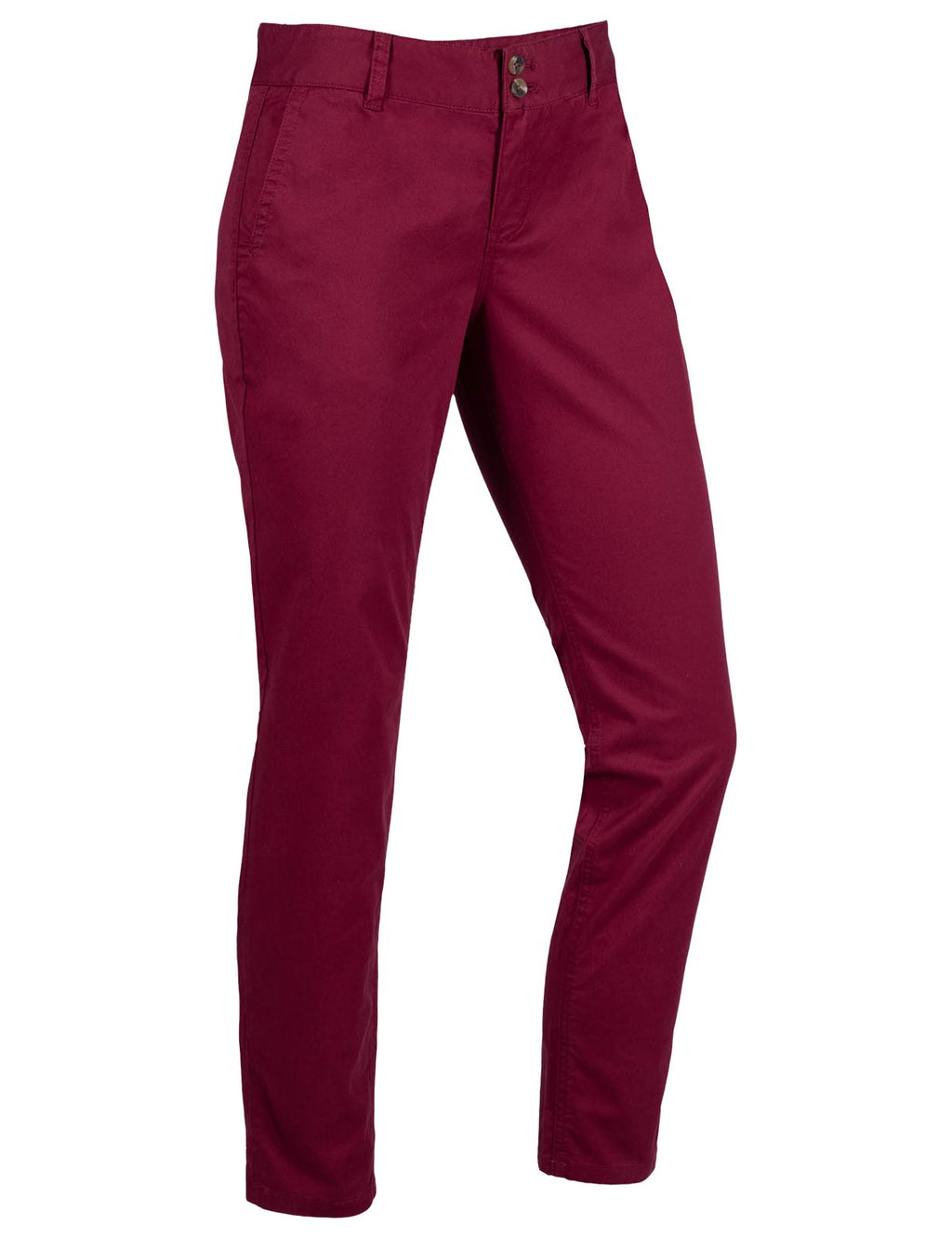 Women's Sadie Skinny Chino Pant | Classic Fit / Raisin