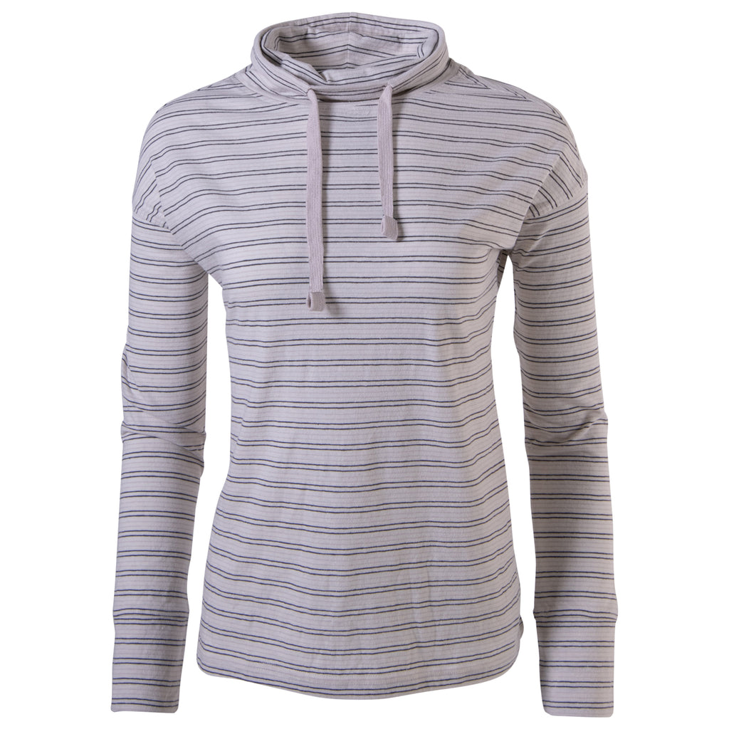 Women's Strata Long Sleeve Knit Top