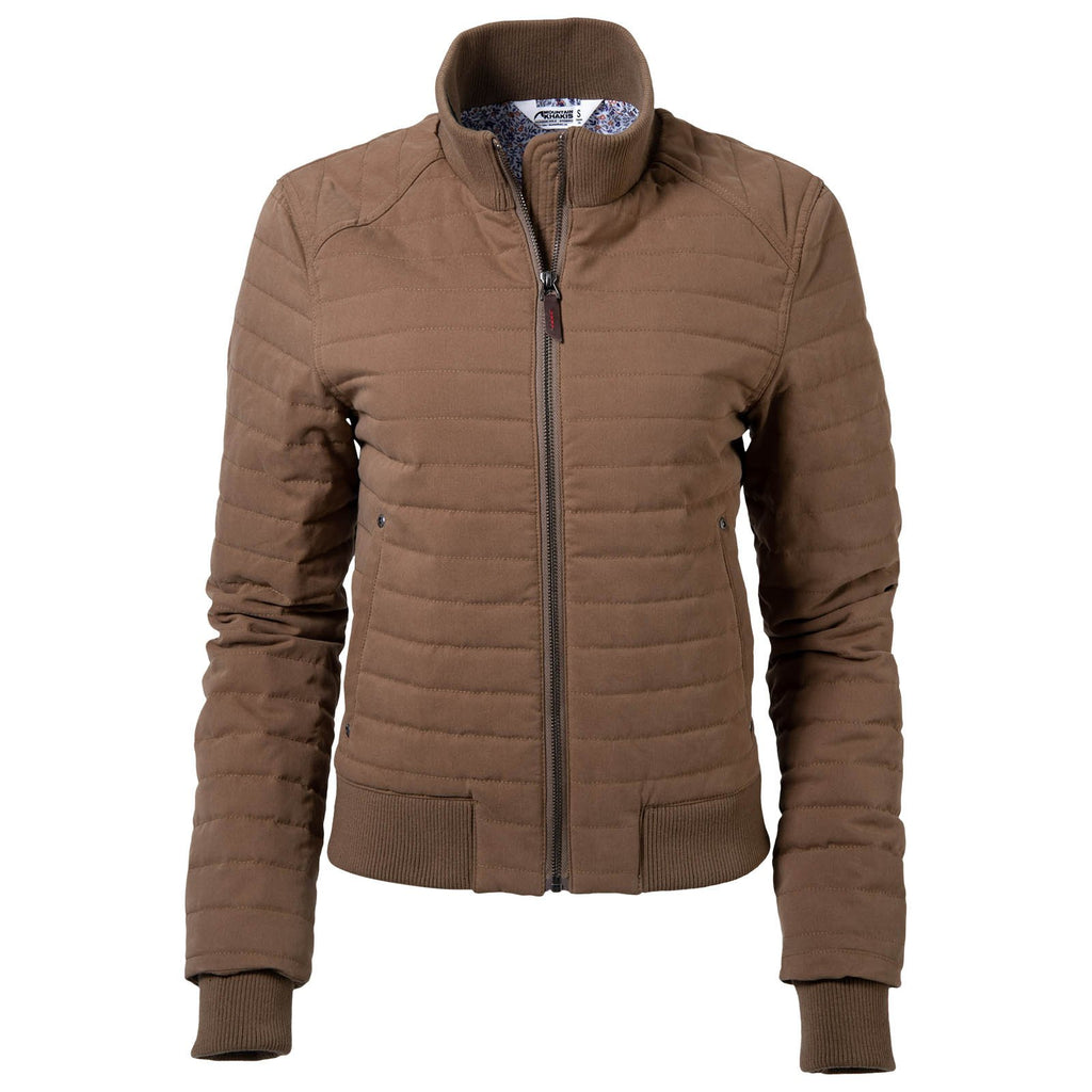 Bomber Jacket Women's | Mountain Khakis Swagger Bomber Jacket