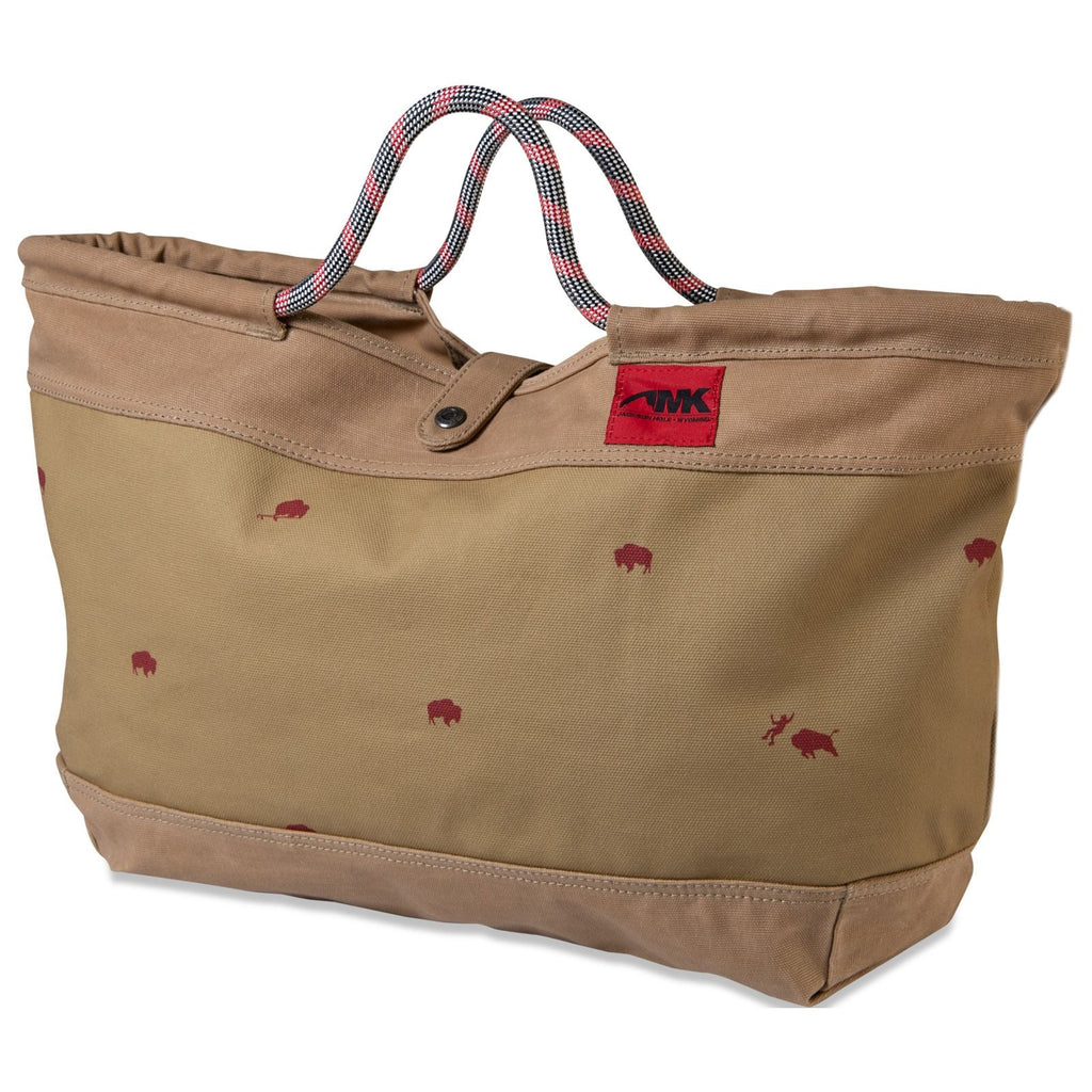 Limited Edition Market | Water Resistant Tote | Mountain Khakis
