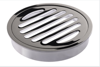 Wondercap Round Grate for 100mm Wondercap | 80mm Wondercap | 50mm Wondercap