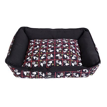 CAMA SNOOPY FILM BLACK