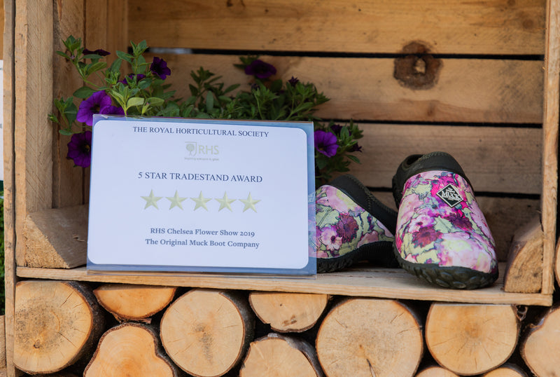 FIVE STARS AT RHS CHELSEA