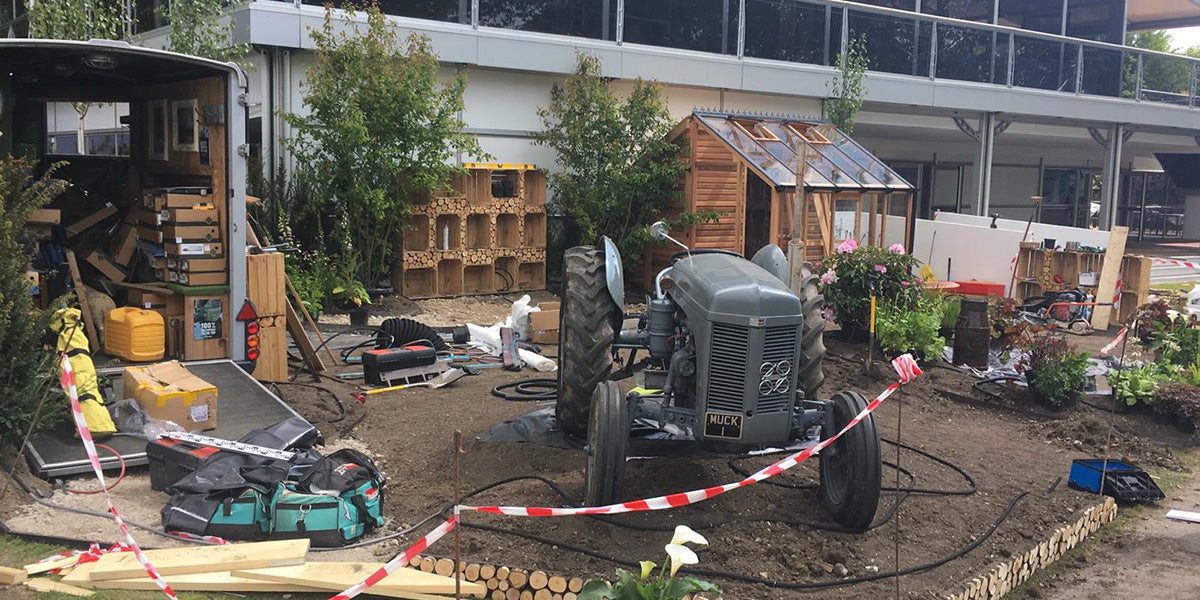 Muck Boots RHS Chelsea